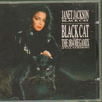 Janet Jackson Black Cat Remixes Single Cd Amazon Com Music