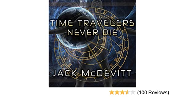 Amazon Time Travelers Never Die Audible Audio Edition Jack