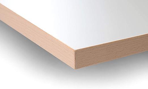 Tablero de Mesa Modular de Madera aglomerada de 2,2 x 68 x 120 cm ...