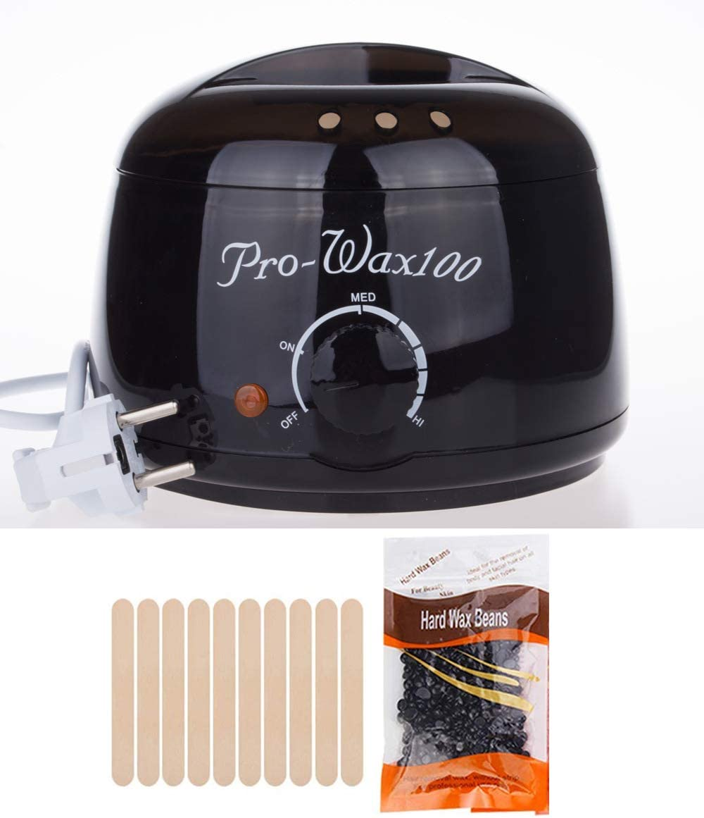 Amazon Com Wax Heater Hair Removal Wax Bean And Electric Hot Wax