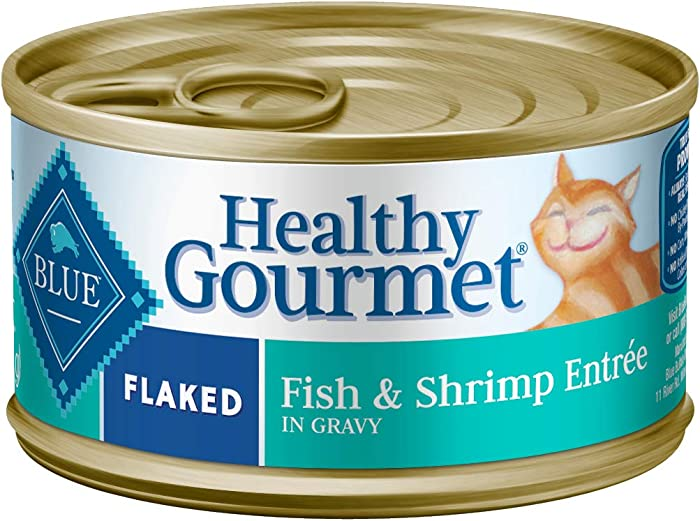 Top 9 Blue Fish Cat Food