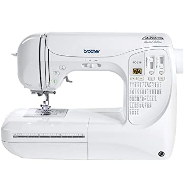 Brother PC210PRW Project Runway Computerized Limited Edition Sewing Machine