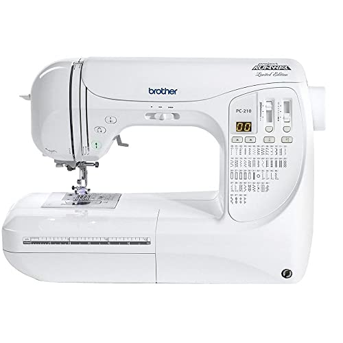Brother PC-210PRW PC-210 PRW Limited Edition Project Runway Sewing Machine
