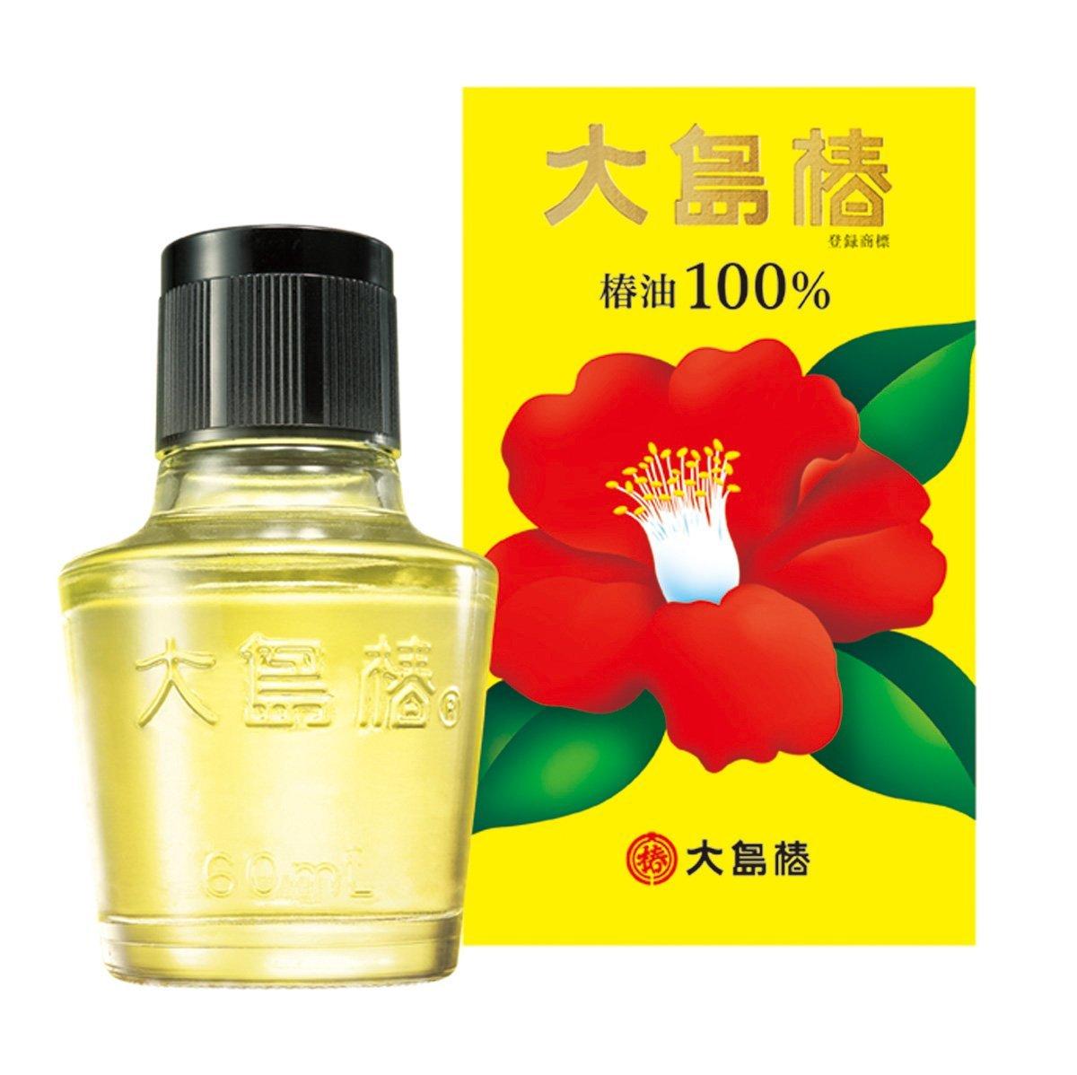 大島椿_ツバキ油(化粧品)