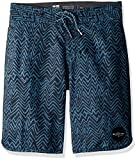 Quiksilver Big Boys' Variable Beachshort Kids Swim Trunks, Real Teal, 29