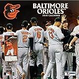 Baltimore Orioles 2018 Calendar