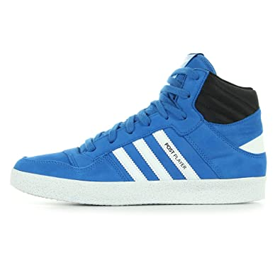 new concept ce258 34dd5 adidas Post Player Vulc Q21985 Blue Size 7.5 UK Amazon.co.uk Shoes  Bags
