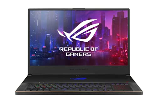 Amazon com: CUK ASUS ROG Zephyrus S GX701GX Gaming Laptop