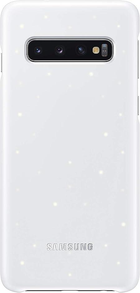 Led Cover Für Galaxy S10 Weiß Elektronik