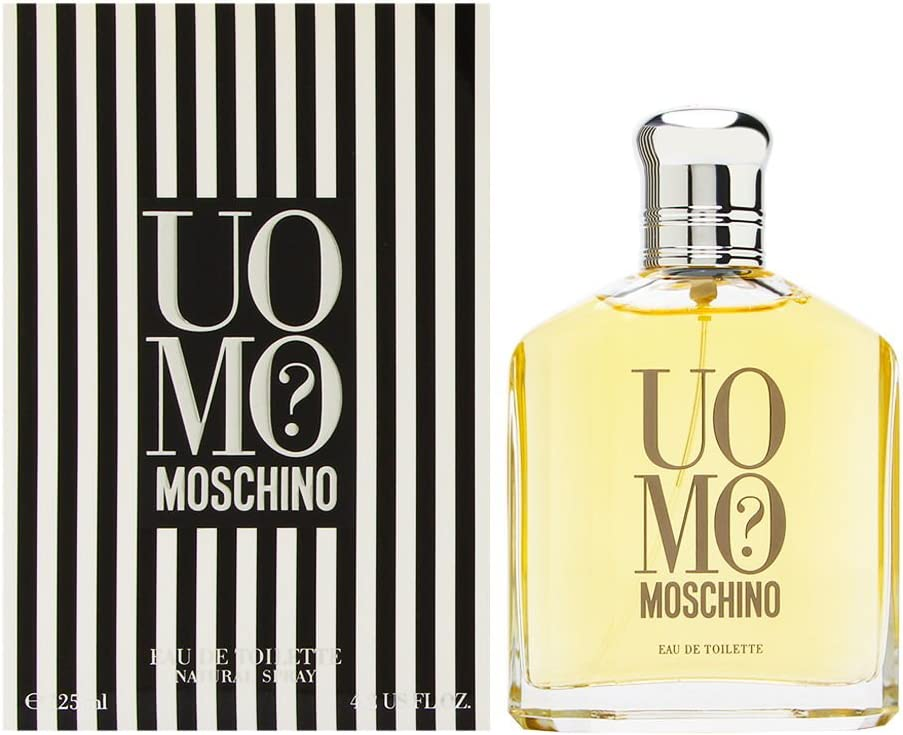 Moschino Uomo Agua de Colonia - 125 ml