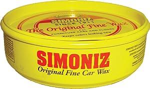 Simoniz Non Applicable 7 Ounce RT28695 Original Paste Wax-7 oz