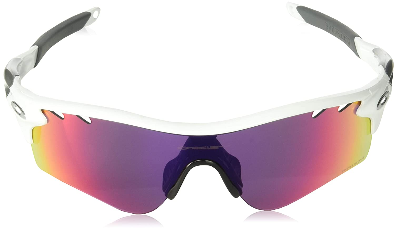 a099241c7e Amazon.com  Oakley Mens Radarlock Prizm Road Sunglasses