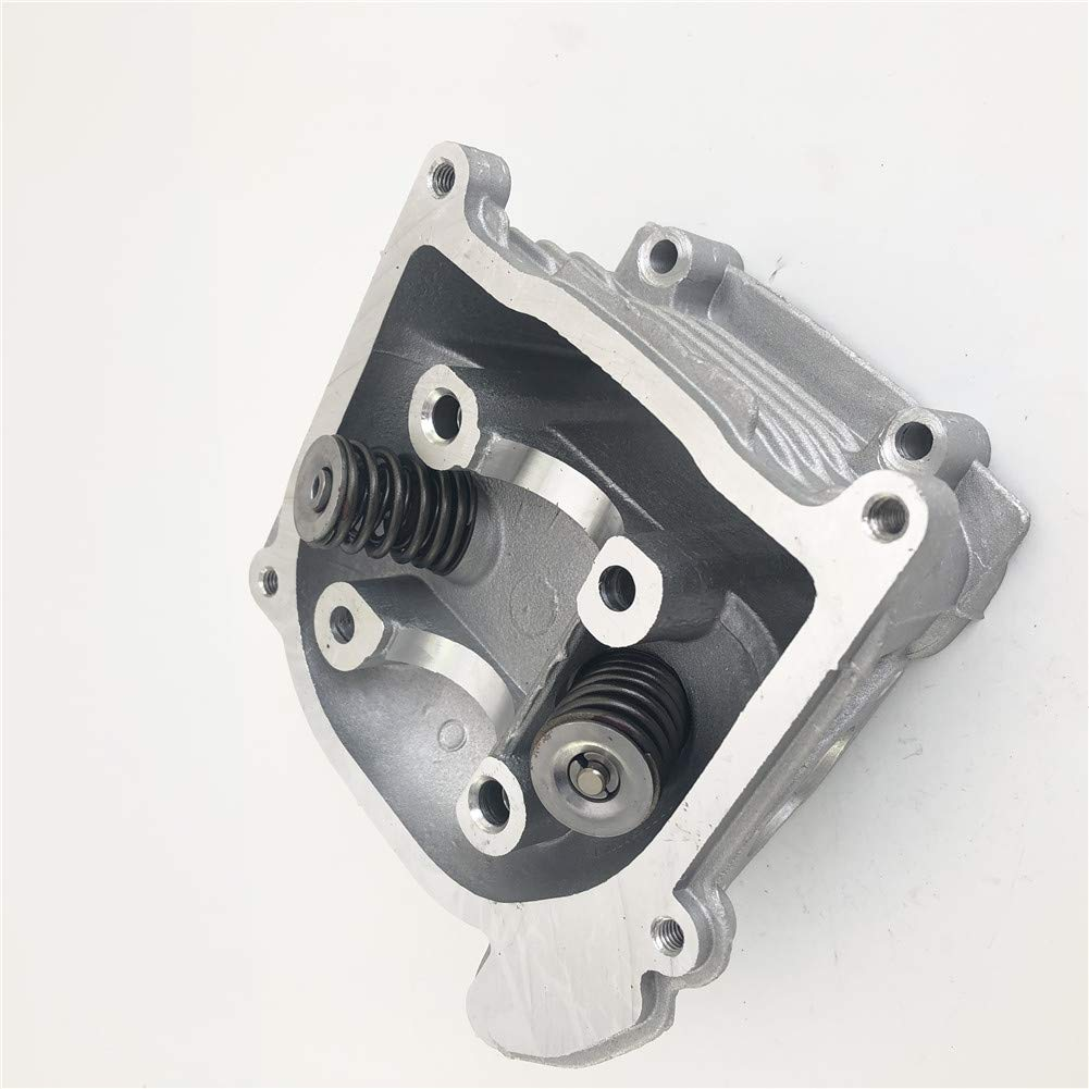 AH GY6 50cc 39mm Cylinder Head Assy With 69mm Valves for QMB139 Scooter Moped