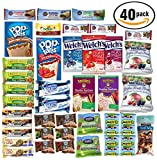 gummy bear cereal - Healthy Bars & Gummies Variety Pack Assortment (Care Package 40 Count)