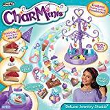 RoseArt CharMinis Charm Maker Deluxe Jewelry Studio Variety Pack
