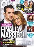 FINALLY MARRIED!: Jennifer Aniston & Justin Theroux * Jill Duggar & Derick Dillard * Princess Kate * George Clooney & Amal Amaluddin * November 3, 2014 OK! Magazine