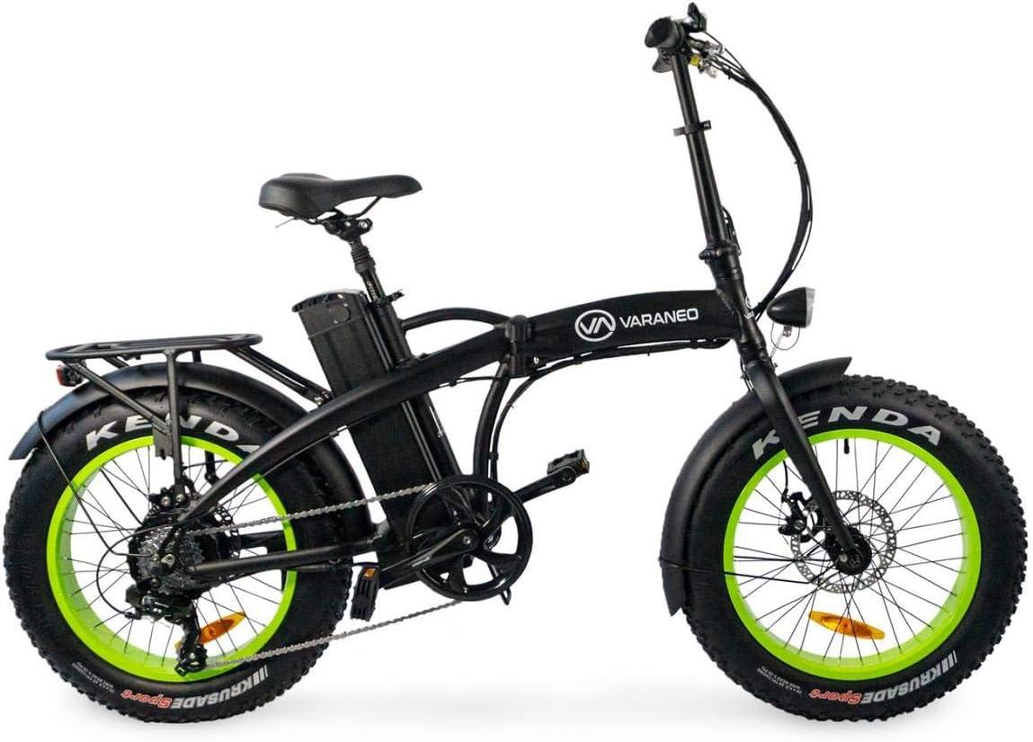 Varaneo E-Bike Dinky Klapprad Fat Tyre-Look Elektrofahrrad 25 km//h 561Wh Pedelec 7 Gang