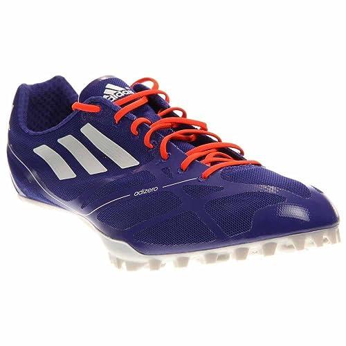 best service a8fdc be711 Adidas Adizero Prime Finesse TrackField Spike (Purple) 11.5
