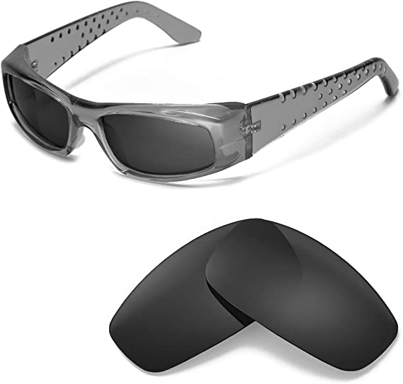 Walleva Polarized Brown Lenses For Spy Optic MC Sunglasses