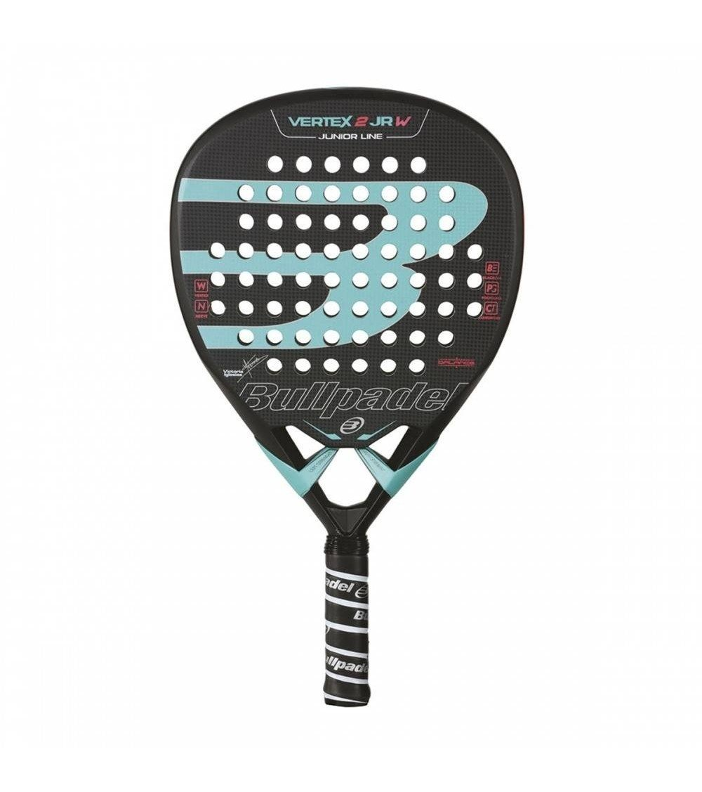 Pala de pádel de niños Vertex 2 Junior Girl 17 Bullpadel: Amazon.es: Deportes y aire libre