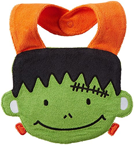 Carter's Baby Halloween Bib, Frankestein One Size -