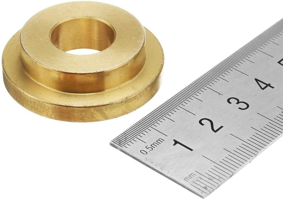 Propeller Hardware Kits Sto/ßscheibe Abstandshalter Mutter Split Pin f/ür Yamaha 9,9-15PS