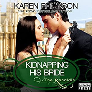 Kidnapping His Bride Audiobook