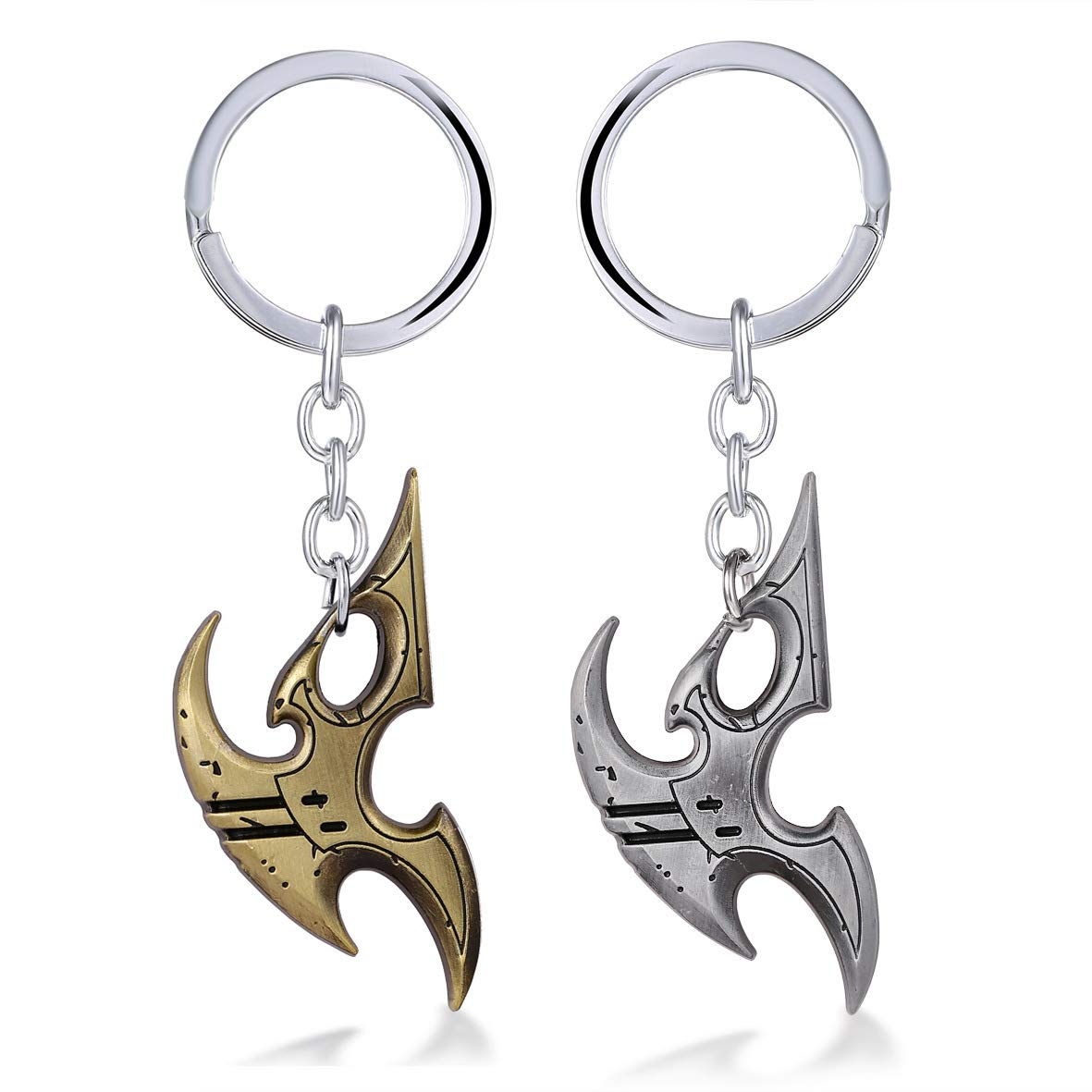 Amazon.com : Key Chains - Movie Theme Game Jewelry Starcraft ...