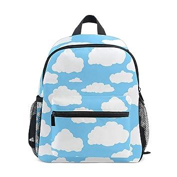 Amazon.com: Big Clouds - Mochila de pared para niños de 10.0 ...