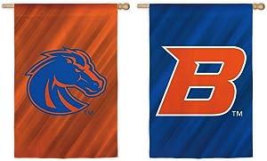 Boise State University Broncos Doubled Sided Garden Flag