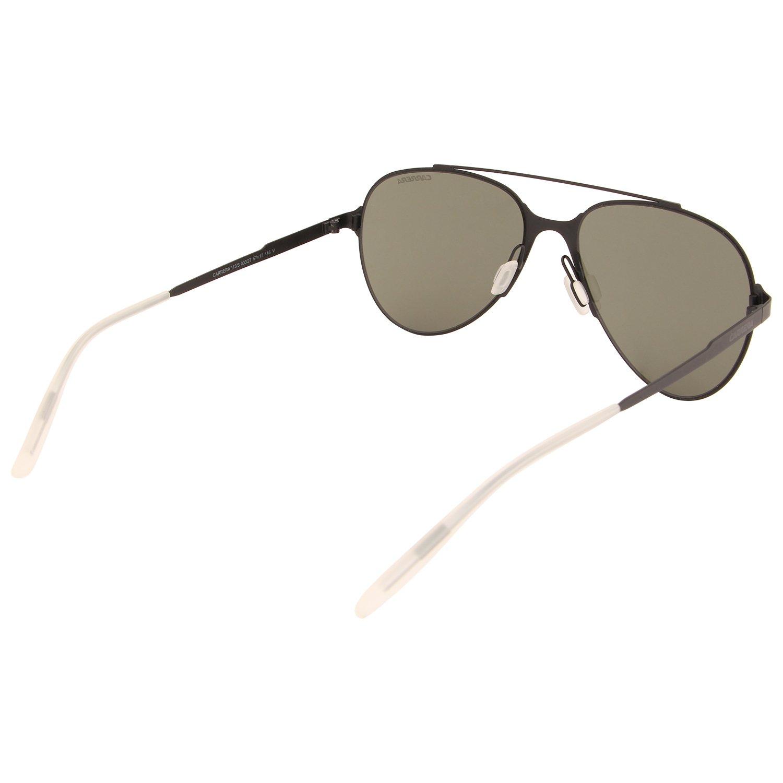 Amazon.com: Carrera Maverick CARRERA 113/S 003QT (Matt Black with Grey  green lenses): Clothing