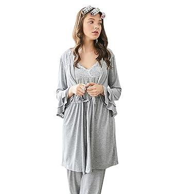 Sexy cotton pajamas