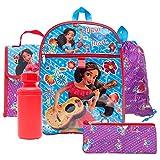Disney Elena Backpack Combo Set - Disney Elena of Avalor 5 Piece Backpack School Set