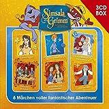 SimsalaGrimm 3-CD Hörspielbox Vol.3