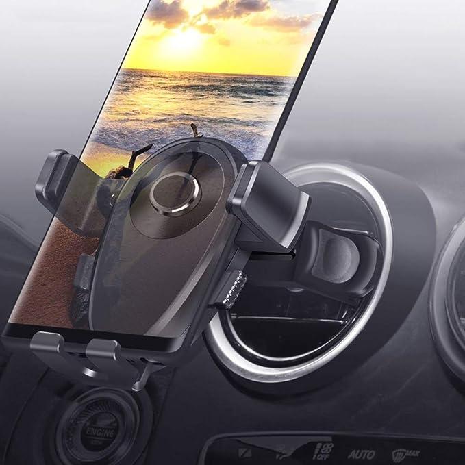 Kaome Mobile Phone Holder For Round Vents Mercedes Elektronik
