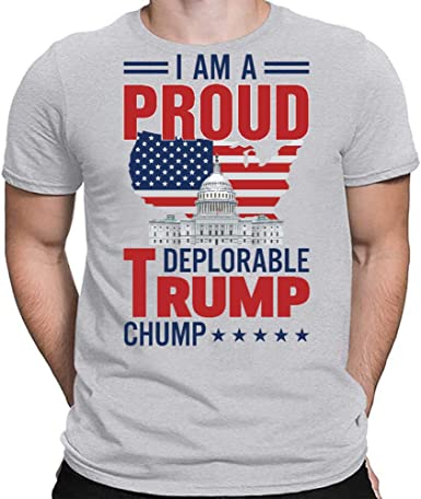 Details about  /Deplorable Me Funny Youth Short Sleeve T-Shirt Trump