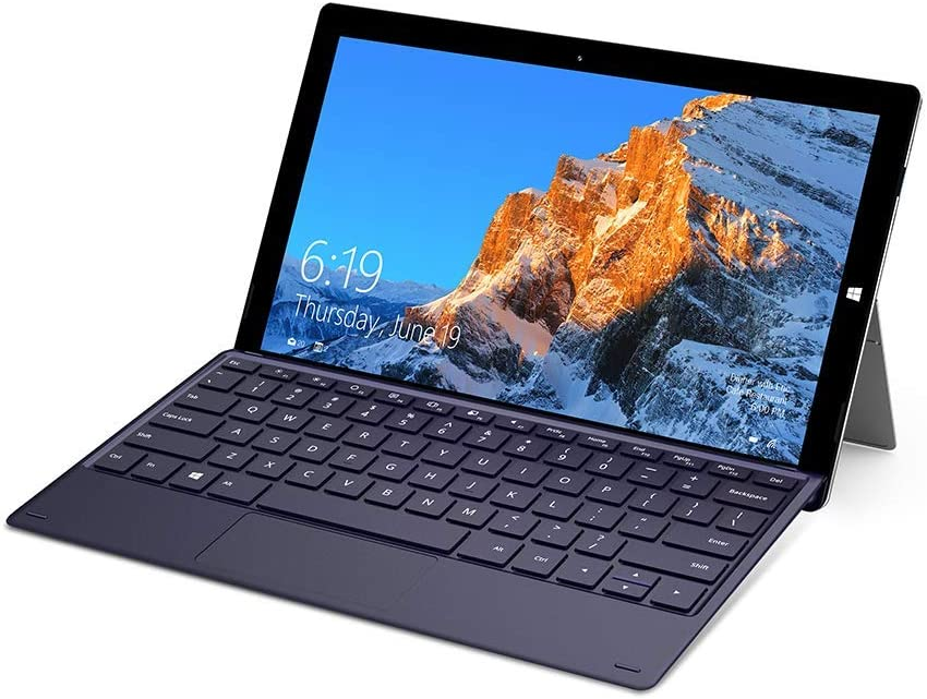 TECLAST X4 2 in 1 Laptop Tablet 11.6 Inch Touchscreen with Adjustable Stand 1920x1080 Full HD IPS Full Fit Screen Intel 8th N4100 8GB RAM 256GB ROM SSD Dual-Band WiFi Windows 10