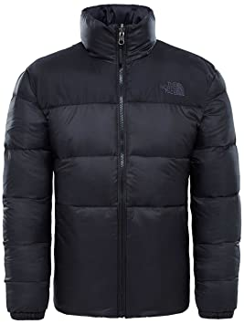 fbc2228ead The North Face Nuptse III Veste Homme: Amazon.fr: Vêtements et ...