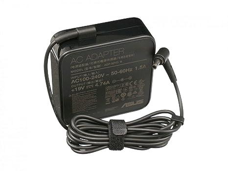 ASUS Cargador 90 vatiosdelgado Negro Original para la série ...