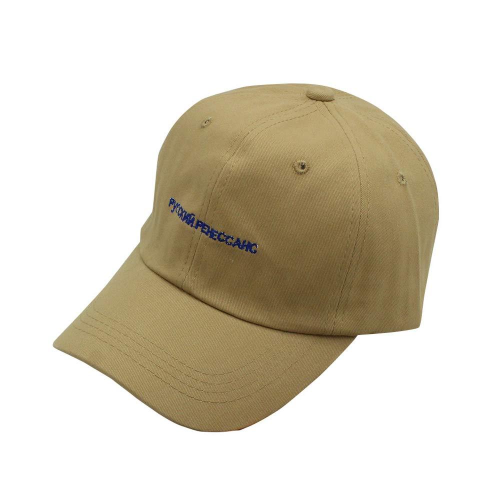 ASJKB Gorra de Beisbol Sombreros de Mujer Mujer Hombre Bordado ...