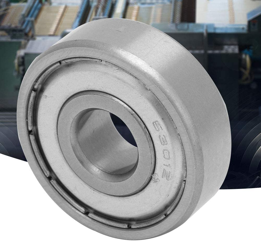 123712mm for Gearboxes Motors Low Frictional Resistance 6301-ZZ Ball Bearing Ball Bearing