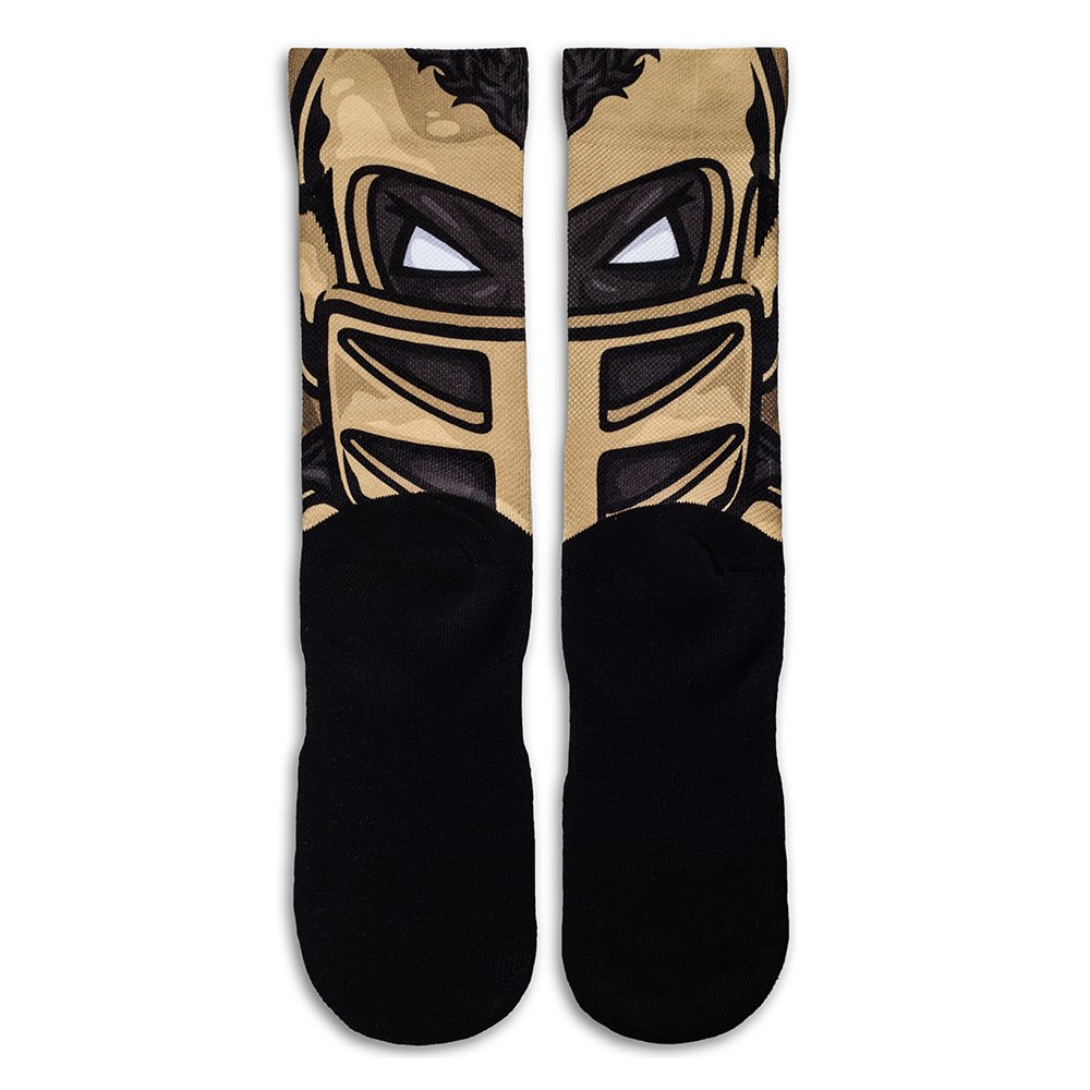 NCAA University of Central Florida Knights Custom Athletic Crew Socks