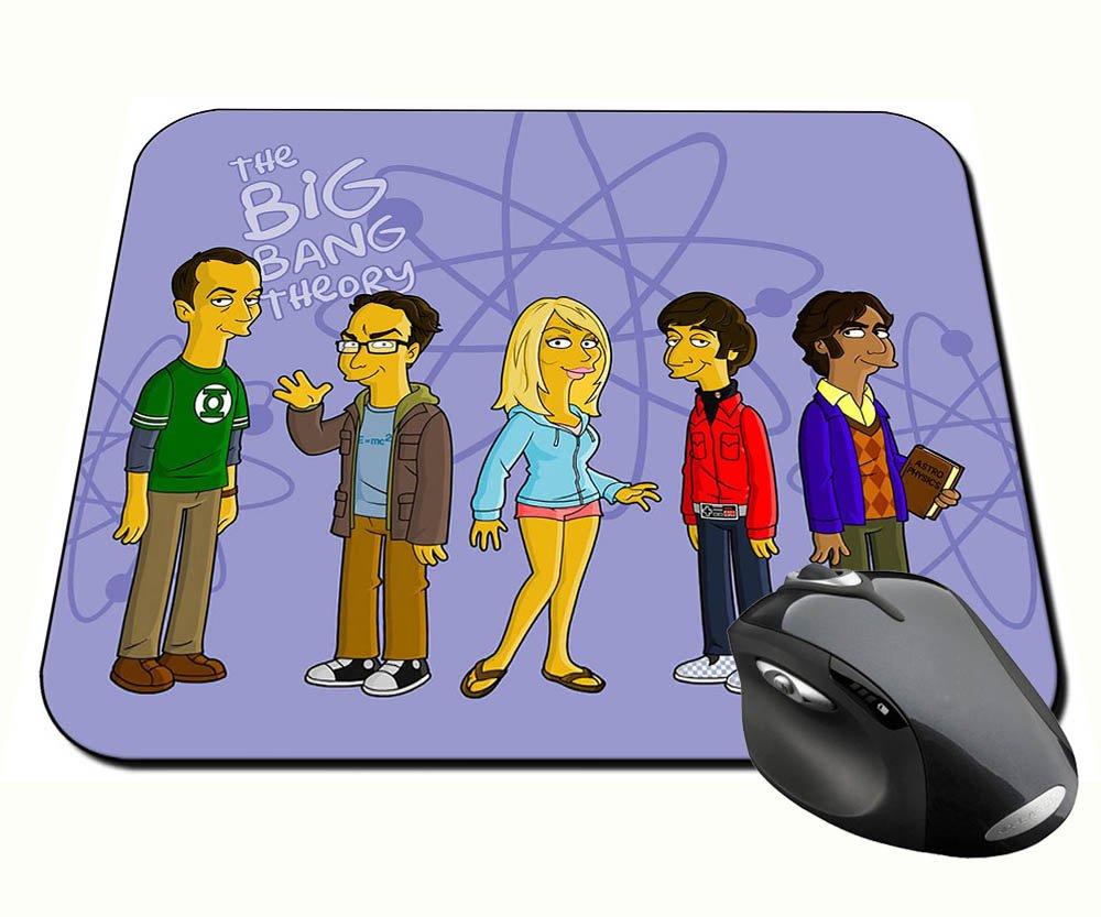 The Big Bang Theory D Alfombrilla Mousepad PC MasTazas