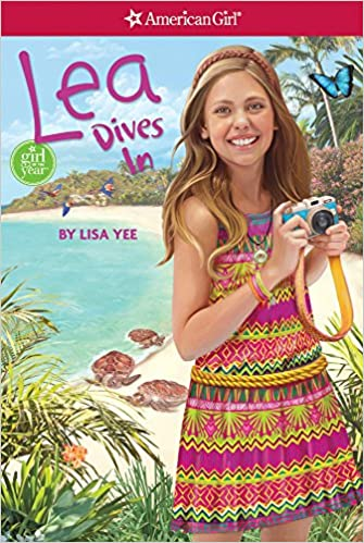 Lea Dives In (American Girl)