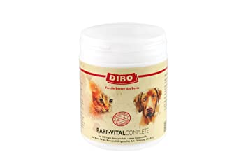 barf de Vital de Complete, 450 g - Bote para alimentos, complemento ...