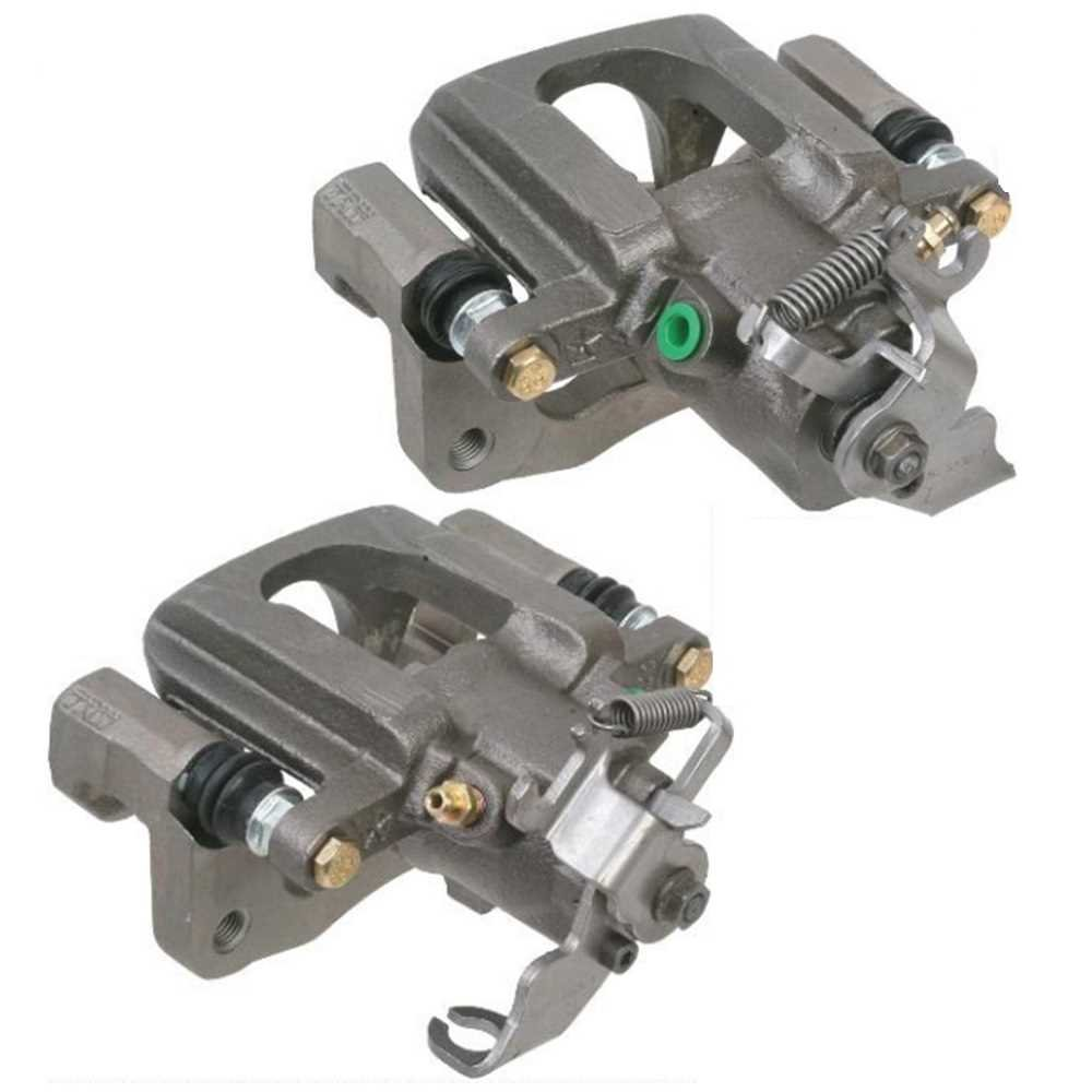 Prime Choice Auto Parts BC3076PR Pair of Rear Brake Calipers