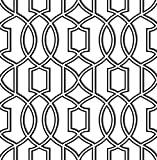 A-Street Prints 2625-21814 Quantum Trellis Wallpaper, Black