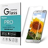 Galaxy S7 Edge Screen Protector ,Galaxy S7 Edge Glass Screen Protector[9H Hardness][Full Screen Coverage]Tempered Glass Screen Protector for Samsung Galaxy S7 Edge