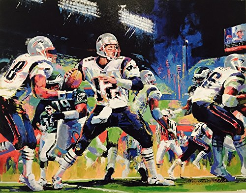 SOLD OUT EDITION - TOM BRADY - SUPER BOWL XXXIX (PATRIOTS VS EAGLES)
