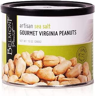product image for Belmont Peanuts Artisan Gourmet Virginia Peanuts (Sea Salt, 10 oz)